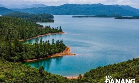 Hồ Hóc Khế - Chốn 'sơn khê' hữu tình