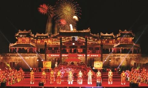 Tái hiện lại nét văn hóa thời Vua chúa với Nhã nhạc cung đình Huế