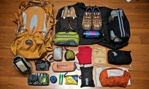 Những vật dụng cần thiết khi đi du lịch