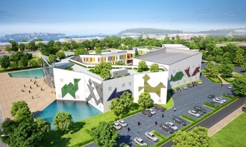 Sơn Trà xây dựng mới Trung tâm Văn hóa thể thao khu vực phía bắc