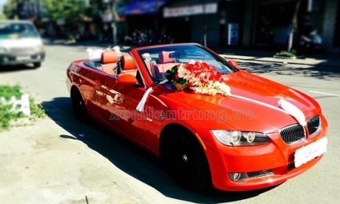Cho thuê xe cưới hỏi tại Đà Nẵng ở đâu?