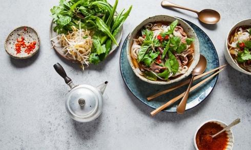 Những món ăn Việt bình dị, vươn tầm ra thế giới