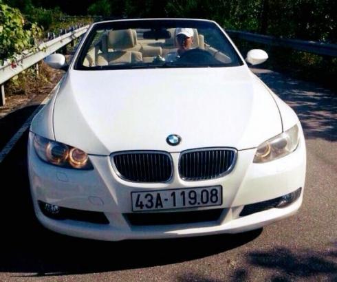 Xe BMW 5 chỗ