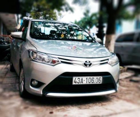 Xe Toyota Altis 5 chỗ