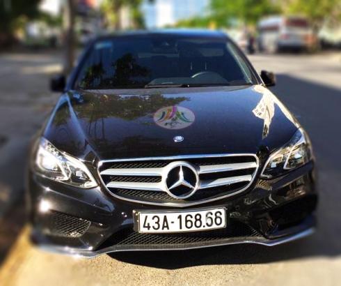 Xe Mercedes - E200 5 chỗ