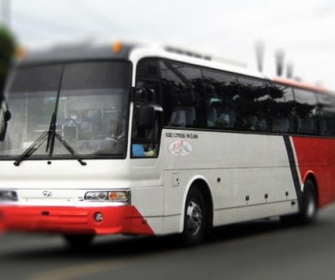 Xe Hyundai Aero Express 45 chỗ