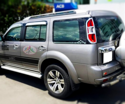 Xe Ford Everest 7 chỗ