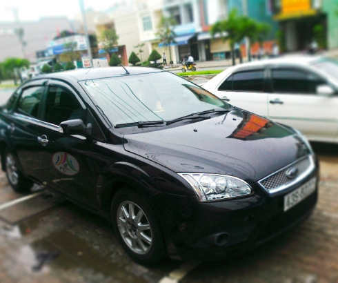 Xe Ford Focus 5 chỗ