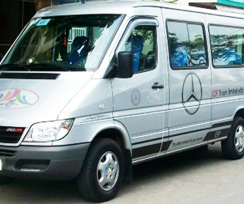 Xe Mercedes Sprinter 16 chỗ